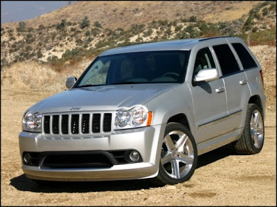 Owners Manual 2009 Jeep Grand Cherokee SRT8