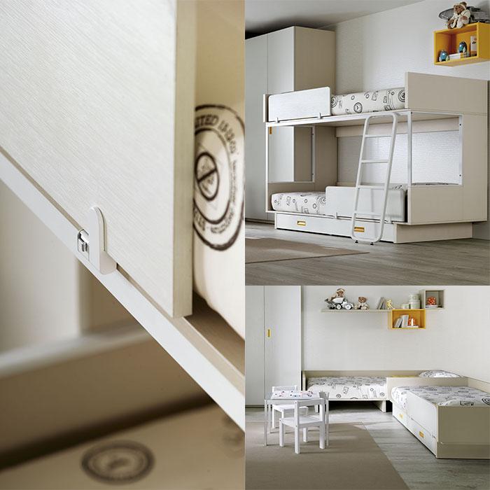 Melamina el material perfecto para tus muebles for Muebles de oficina rd