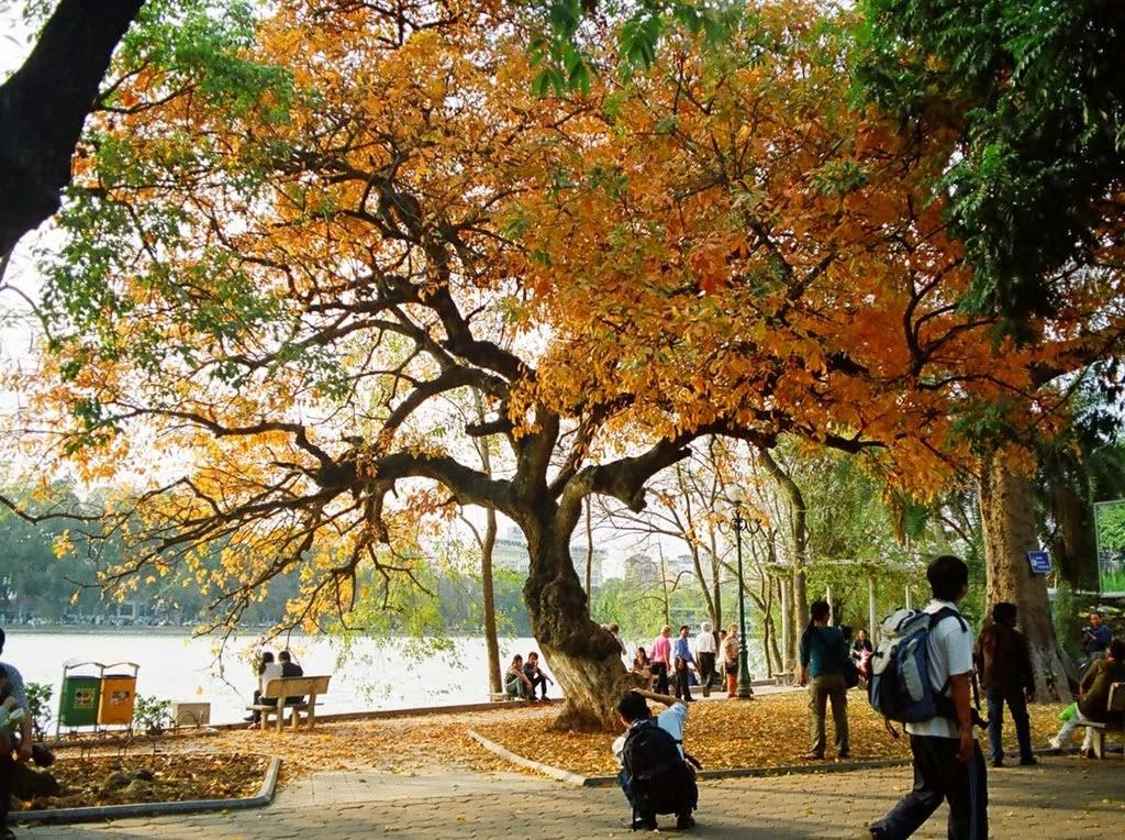 """""""Đất vàng"""" quanh Hồ Hoàn Kiếm"""