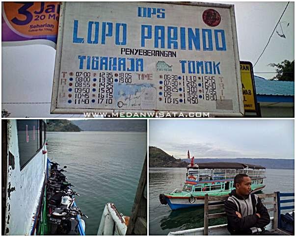 Kapal Penyeberangan Samosir