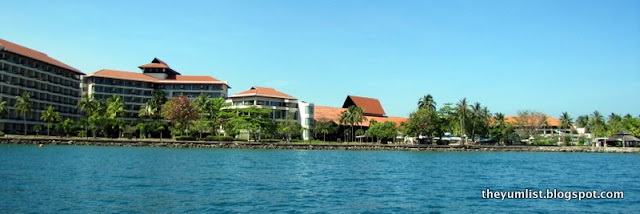 Shangri-La's Tanjung Aru Resort and Spa, Kota Kinabalu