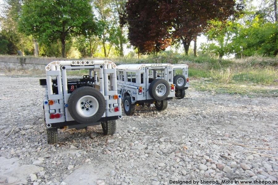 Sheepo S Garage Land Rover Series Ii Series Iii And