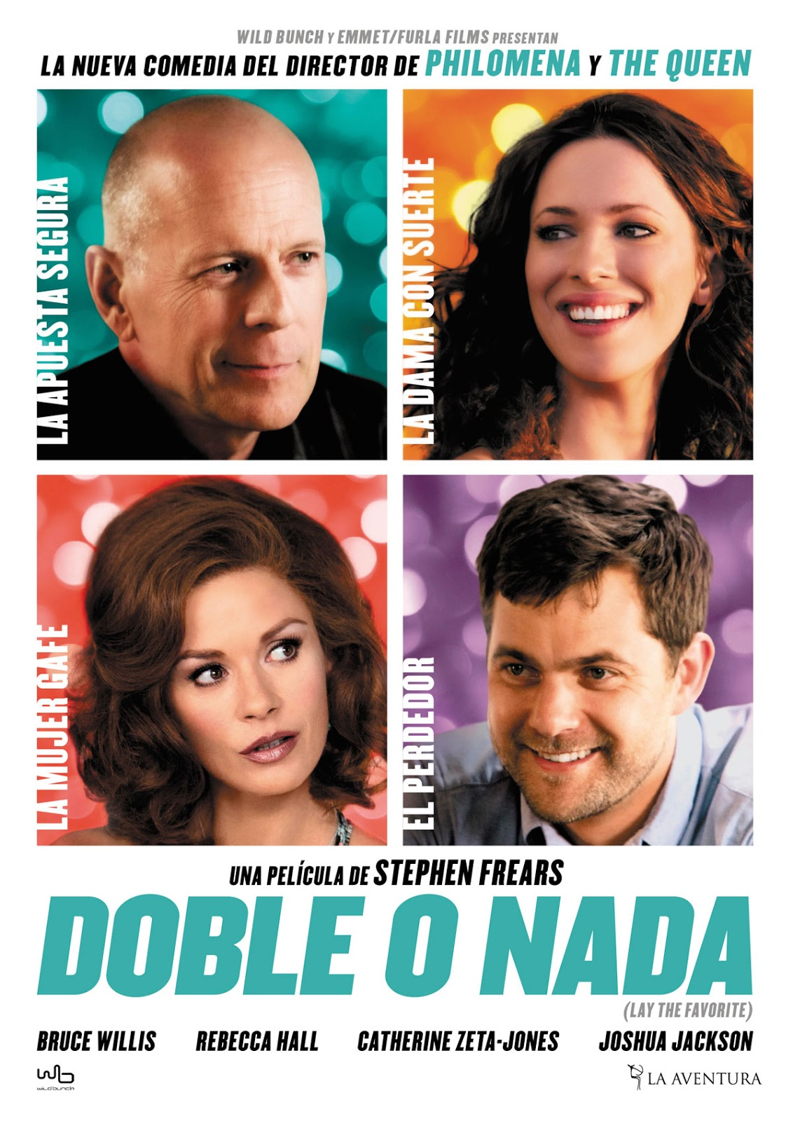 Doble o Nada (Lay the Favorite) (2012)