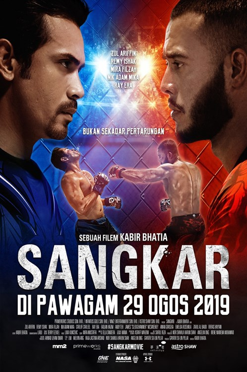 29 OGOS 2019 - SANGKAR (Malay)