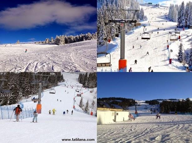 Ilgaz Kayak Merkezi Tesisleri