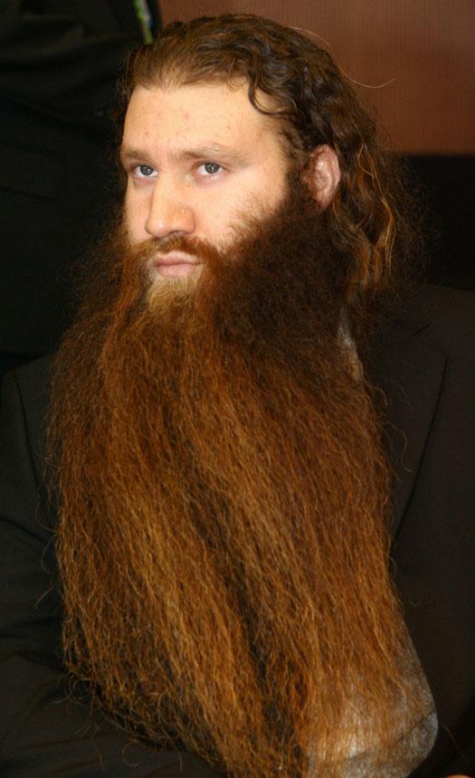 German Man with Beard