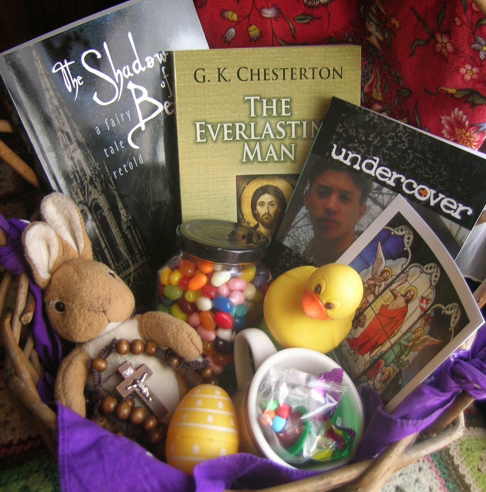 Actions can For easter teen nuova