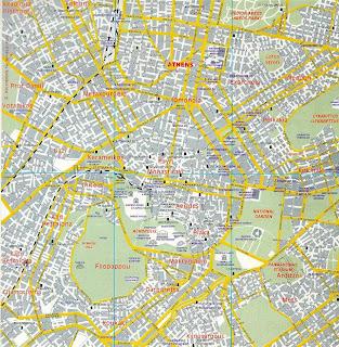 Milano Mappa Stradale