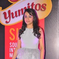 Hot Trisha latest pics at siima party