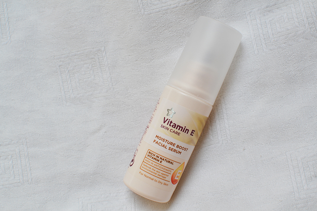 Vitamin E Moisture Boost Serum from Superdrug