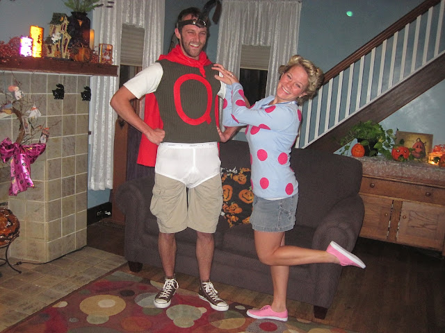 Life is Sweet*: Quail Man & Patti Mayonnaise Quailman And Patty Mayonnaise