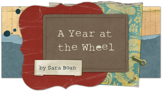 A Year at the Wheel