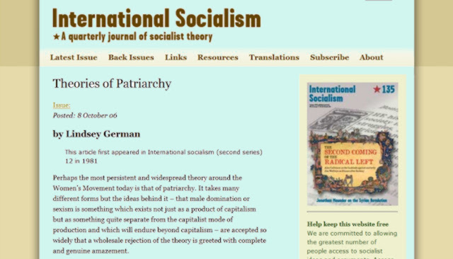 essays on patriarchy Find and download essays and research papers on patriarchy.
