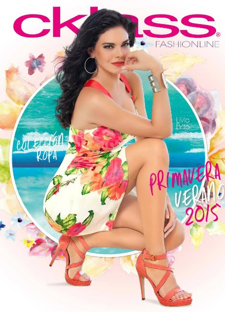 Catalogo Ropa Cklass Primavera Verano 2015