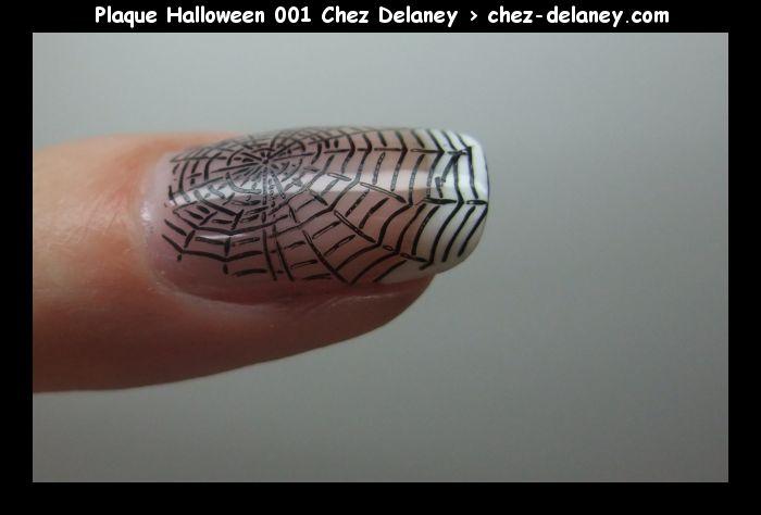Halloween plaque chez delaney promo stamping septembre for Plante 5 doigts bahamas