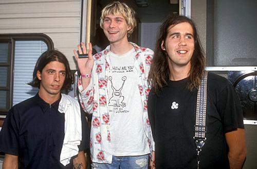 Mi homenaje a Kurt Cobain y Nirvana