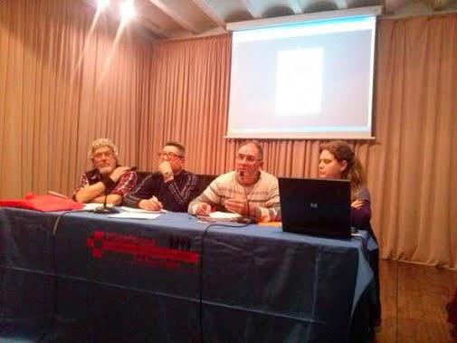 EN LA ASAMBLEA     PLATAFORMA EN DEFENSA DE LA SANITAT PUBLICA DEL BAIX VALLES