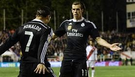 Video Gol Rayo Vallecano vs Real Madrid 0-2
