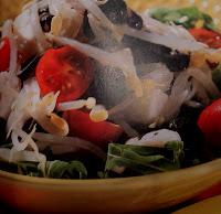 Salada de Queijo Feta
