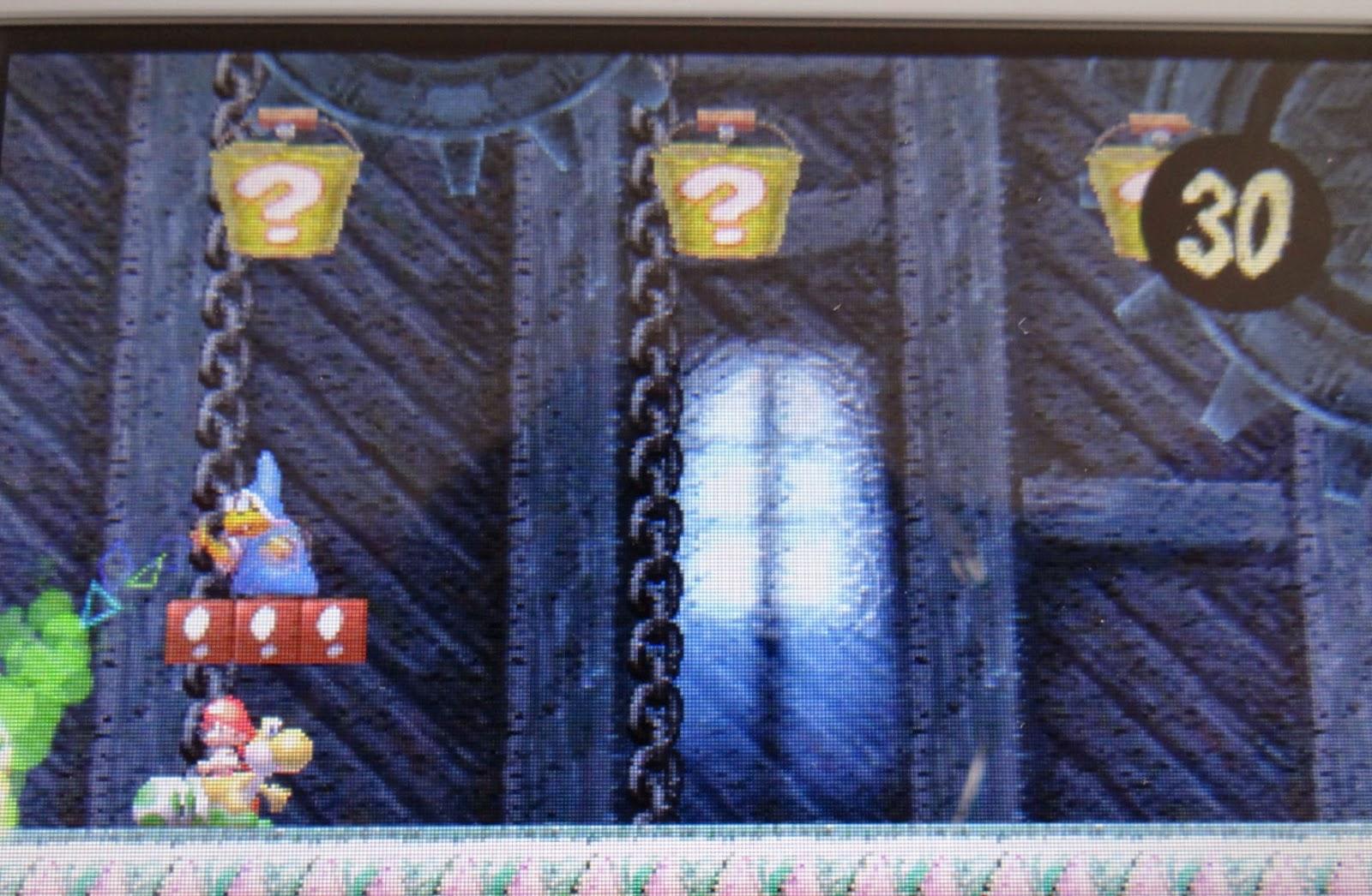 Yoshi's New Island Review, Nintendo 3DS, when Mario met Yoshi