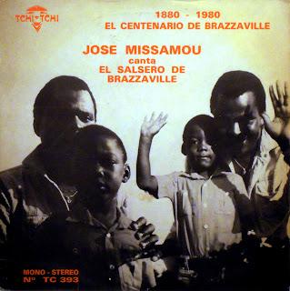 Jose Missamou - El Salsero de Brazzaville,Tchi-Tchi 1980