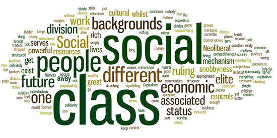 the contribution of socio economic classes to This series examines the role of social class in the united states of america it explores the ways that class the movement of families up and down the economic.