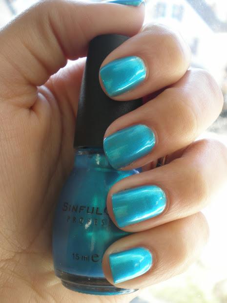 mixedmama sinfulcolors love nails