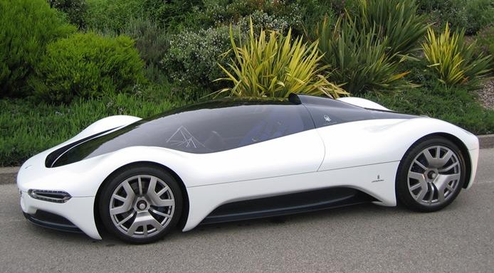 Maserati Birdcage 75th Concept. Su denominación #39;75th