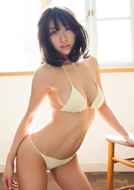Ảnh gái đẹp HD Anna Konno ko xinh vú bự 8