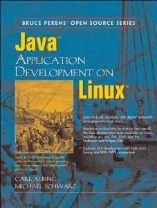 free Java Linux book