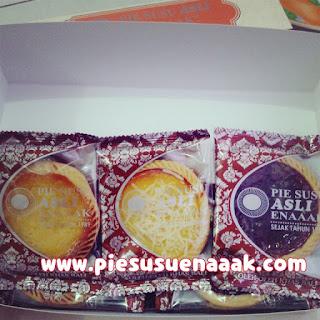 Kue Pie Susu Asli Enak Bali