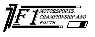 Formula 1 - Motorsports, Championship and Facts