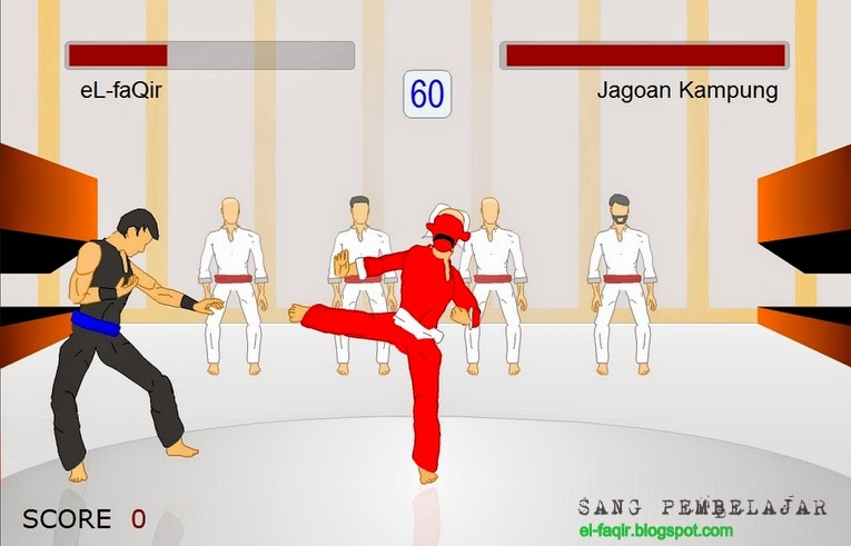 Download Game Pencak Silat