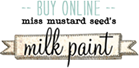 Miss Mustard Seed Milk Paint