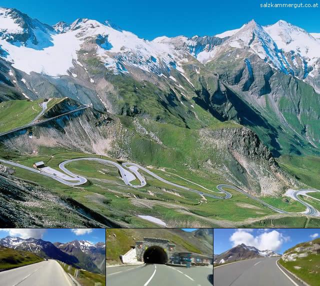 Grossglockner Alpine Road - Austria