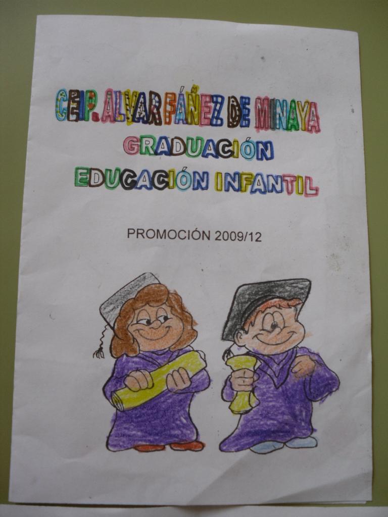 Tarjeta De Invitacion De Educacion Inicial | apexwallpapers.com
