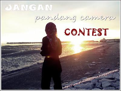 "Contest ""JGN pandang camera"""