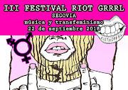 III Festival Riot Grrrl Segovia