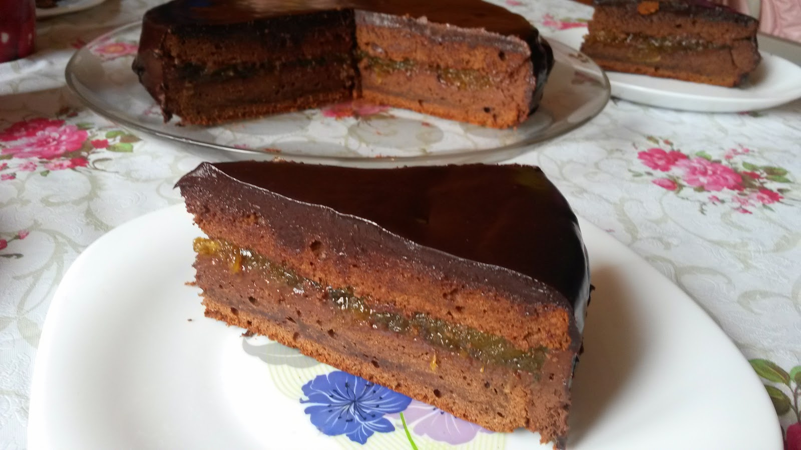 Захер торт джем