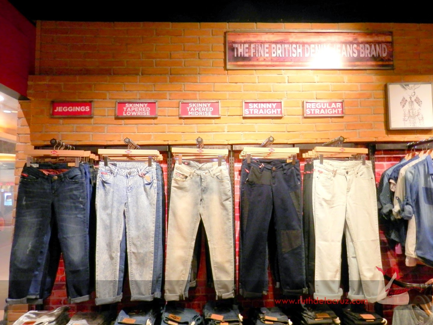Ruthdelacruz | Travel and Lifestyle Blog  From London to Manila Lee Cooper Philippines First Store