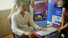 """AoE Bé Yêu Cup 2015, Team AoE Thái Bình âm thầm trang bị """"vũ khí"""" trước ngày thi đấu"""