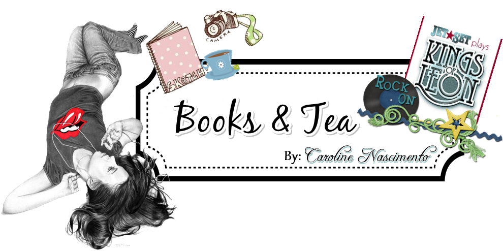 Books & Tea | Carol Nascimento