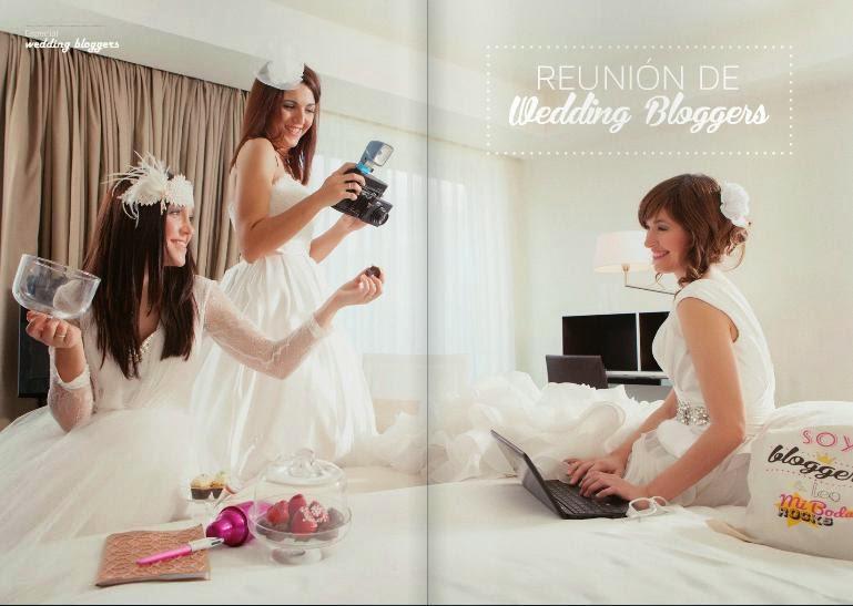 revista de bodas gratis mi boda rocks blog de bodas produccion moda especial bloggers bodas