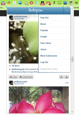 Instagram for Chrome, Explore Photos Instagram with Google Chrome 4