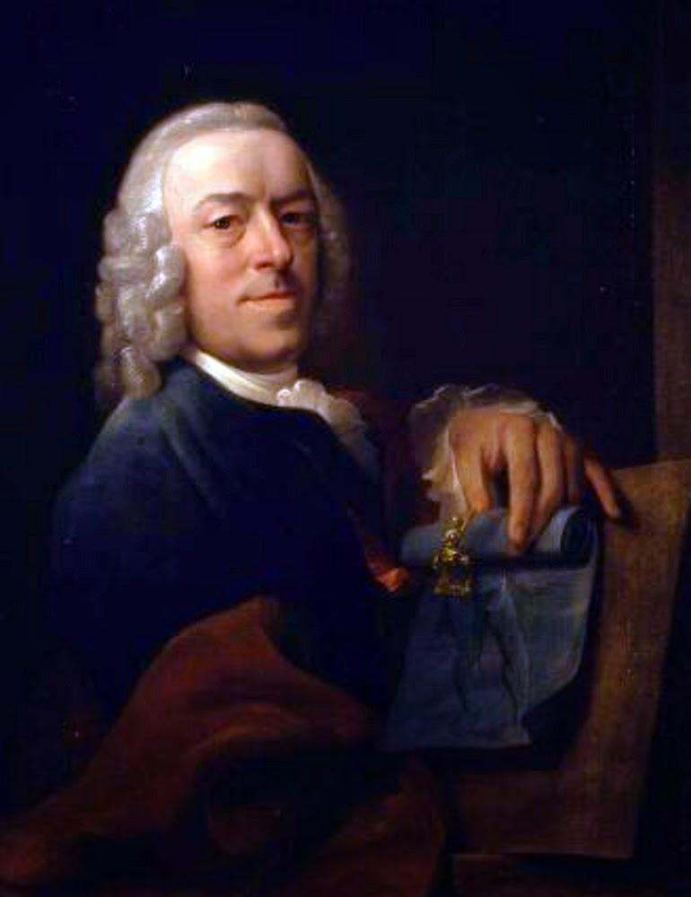 Aert Schouman, Self Portait, Portrait of Painters