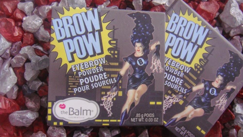 Bang! Bang! Brow Pow! Czyli cień do brwi od theBalm.