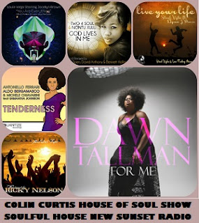 Colin curtis connection colin curtis presents the house for Soulful vocal house