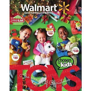 Walmart: 2015 Wonder of Christmas Toy Book, toys