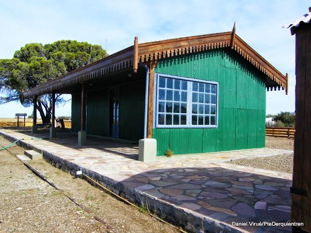JARAMILLO (L.P. Ramal Deseado-Las Heras)