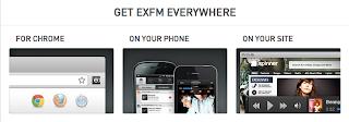 Get EXFM